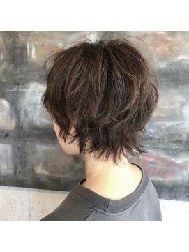 【2019年秋】マッシュウルフ/kiitos【キートス】のヘアスタイル|BIGLOBEヘアスタイル