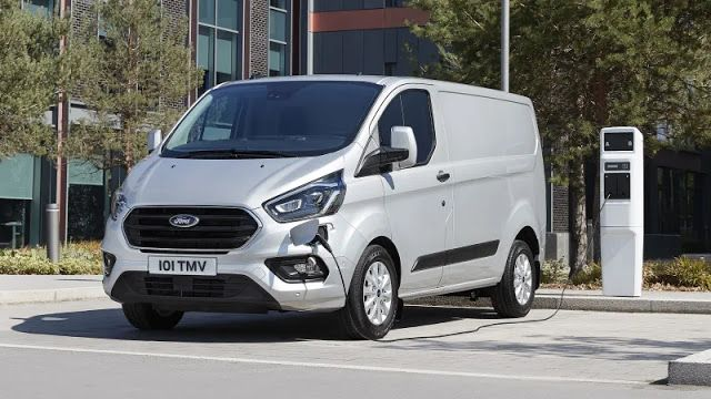 2020 Ford Transit Custom Plug In Hybrid Detailed Transit Custom