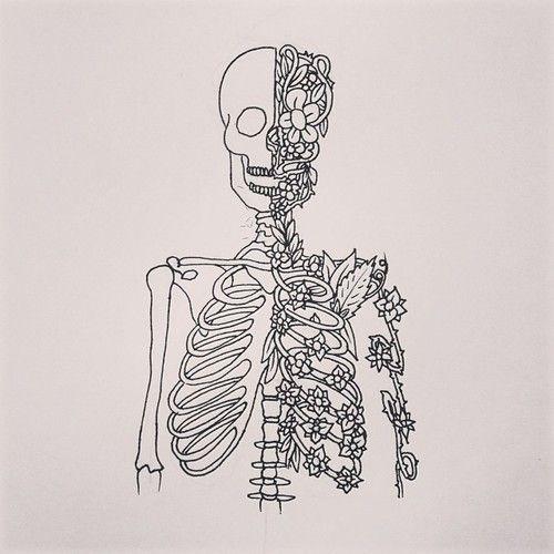 esqueleto tumblr - Buscar con Google