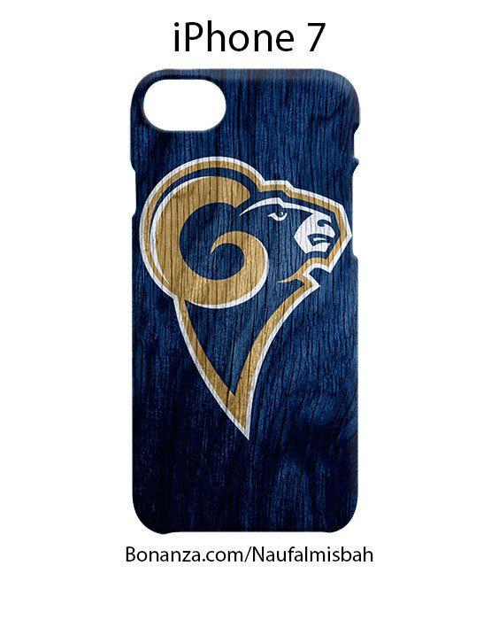 St. Louis Rams Custom iPhone 7 Case Cover Wrap Around