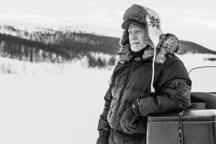 Dag Torulfs father, Svein.