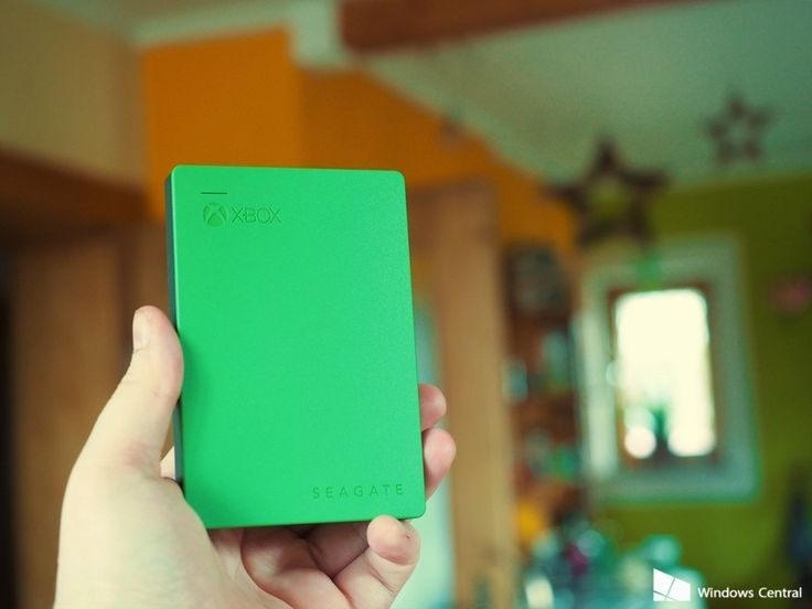Seagate Game Drive Xbox One 2TB hard drive review