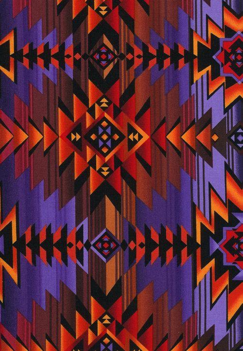 Timeless Treasures Fabric Southwest Sunset by BelloBerryFabricShop, $8.00