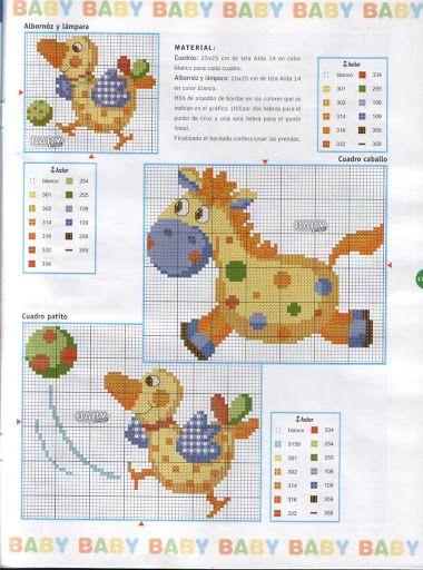 Labores de Ana Baby nº 36_1 - Revista - Álbuns da web do Picasa