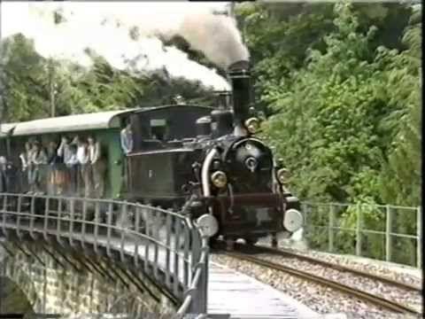 SUIZA - Los ferrocarriles que vencieron a las montañas