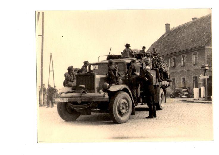 Estonské divize 9.květen 1945 Pyrám Turnov