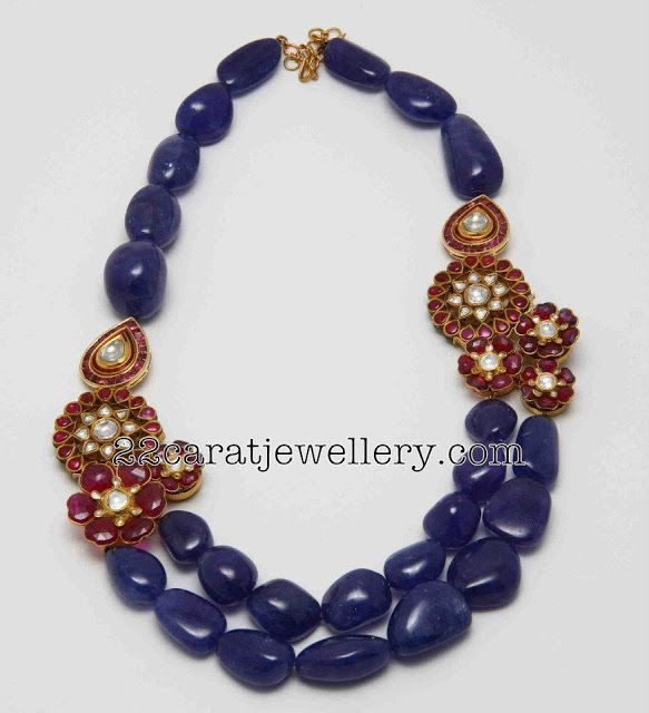 Jewellery Designs: ruby jewellery