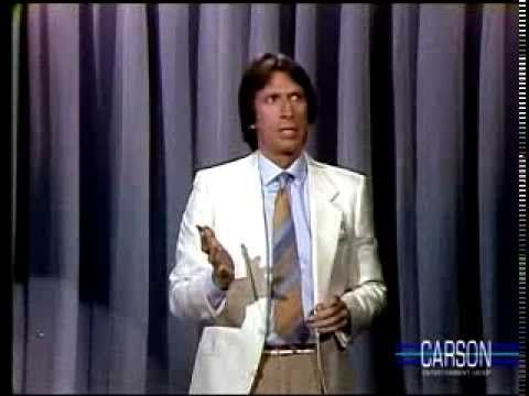 David Brenner Stand Up Comedy Routine on Johnny Carson's Tonight Show - ...
