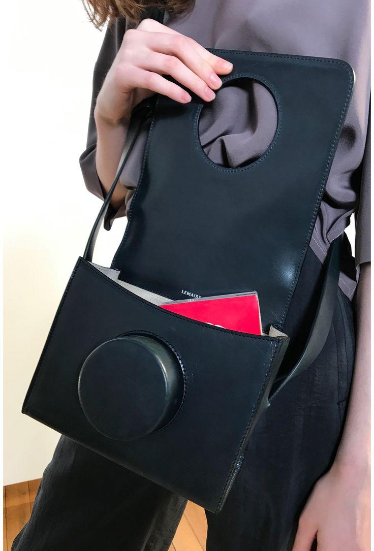 Camera bag - Lemaire online shop