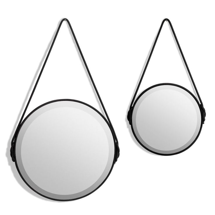 Les 25 meilleures id es de la cat gorie miroir de corde sur pinterest miroir nautique d cor - Miroir rond avec corde ...