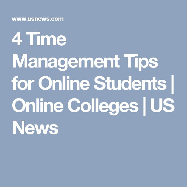 20 best bcproud images on pinterest aspen book jacket and 4 time management tips for online students fandeluxe Image collections