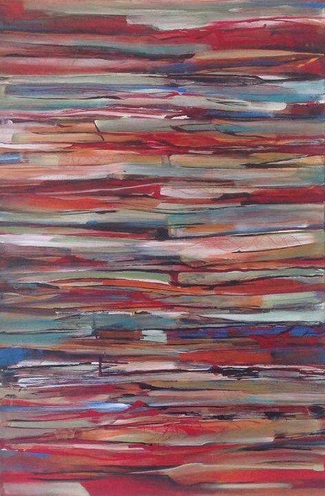 #Mixed Media#Canvas#Strata#Abstract#Painting#Art
