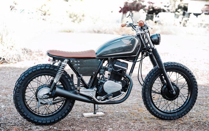 Honda CM 125 Custom