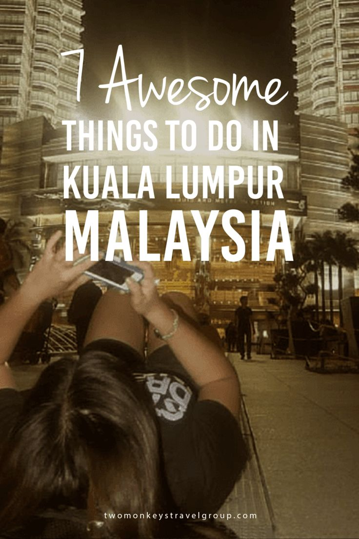 7 Awesome Things to Do in Kuala Lumpur, Malaysia As Malaysia's national capital, Kuala Lumpur offers visitors a taste of both modern and traditional landscapes, from towering skyscrapers to sacred mosques and temples. There are tons of things to do in Kuala Lumpur, I will list them down for you.