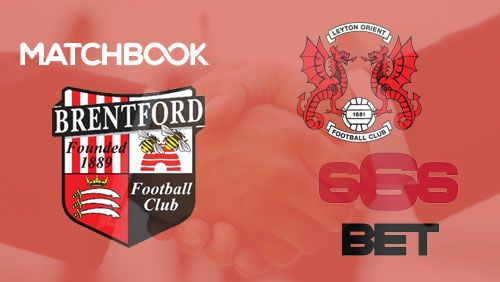 Brentford FC announced a one-year deal with Matchbook.com. Leyton Orient FC, struck a similar sponsorship deal after signing a deal with 666Bet.