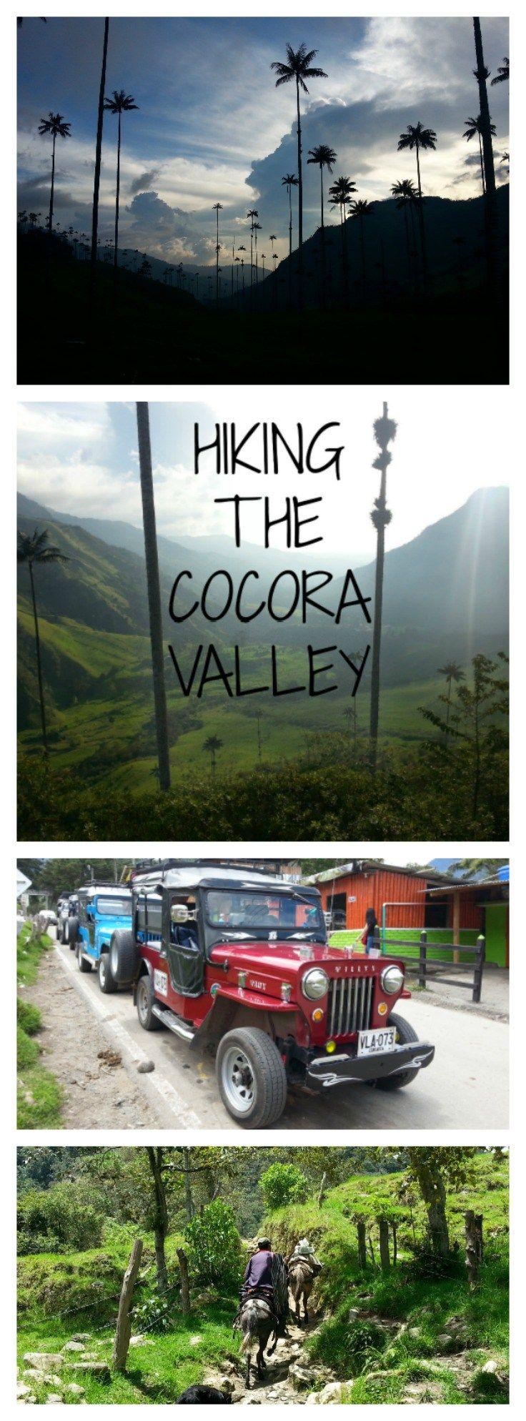 Hiking the Cocora Valley Colombia https://www.google.es/maps/place/Valle+Del+Cocora/@4.63735,-75.6267457,43835m/data=!3m1!1e3!4m5!3m4!1s0x8e38924a03c5355b:0x8d19427653a3da27!8m2!3d4.63735!4d-75.48667