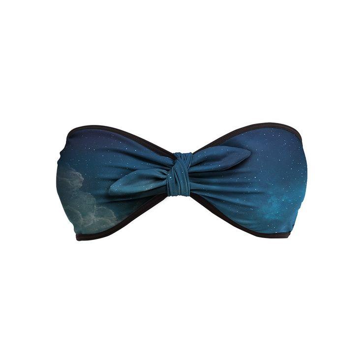 Mr. Gugu & Miss Go, Sky 3 pánt nélküli bikini szett - Art Fashionstore webáruház