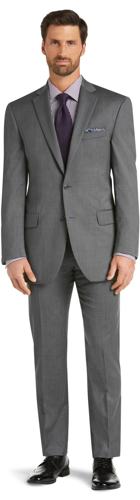 Signature Collection Tradtional Suit Separate Jacket - Big & Tall