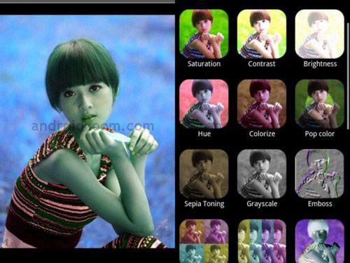 20 App Android per modificare foto gratis