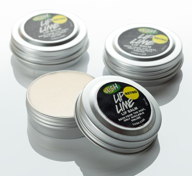 A rich blend of shea butter, cocoa butter, mango butter and avocado butter to deeply moisturise winter lips.  Add a bit of extra virgin coconut oil, apricot kernel oil and grape seed oil, combined with lime, orange and lemon essential oil – and your lips will be ready in time for Valentine's day.Lip Lime - £5.95