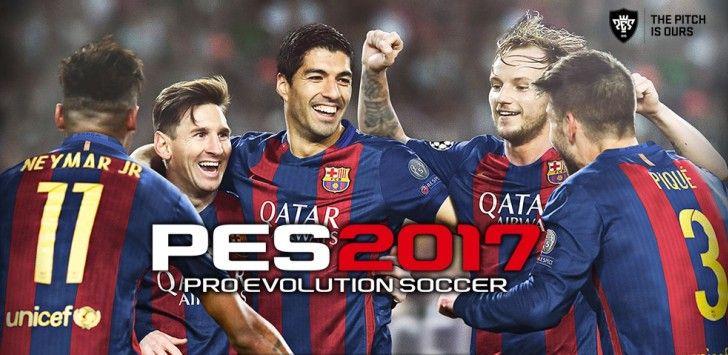 Pro Evolution Soccer 2017 v0.1.0 APK - https://zerodl.net/pro-evolution-soccer-2017-v0-1-0-apk.html