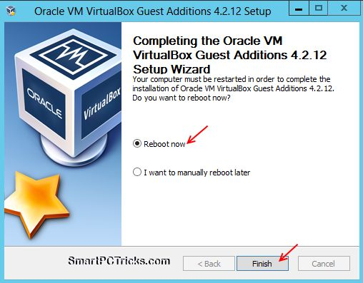Install+Gust+Additions+in+Virtual+Box+easy Easy Way to Mount Physical Hard Disk Drive on VM VirtualBox without Command Prompt