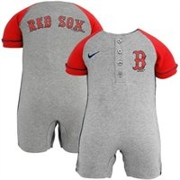 Nike Boston Red Sox Infant Ash-Red MLB Romper: Mlb Romper, Infant Ash Red, Nike Boston, Sox Infant, Sox Baby, Ash Red Mlb, Kid Stuff, Baby Stuff, Boston Red Sox