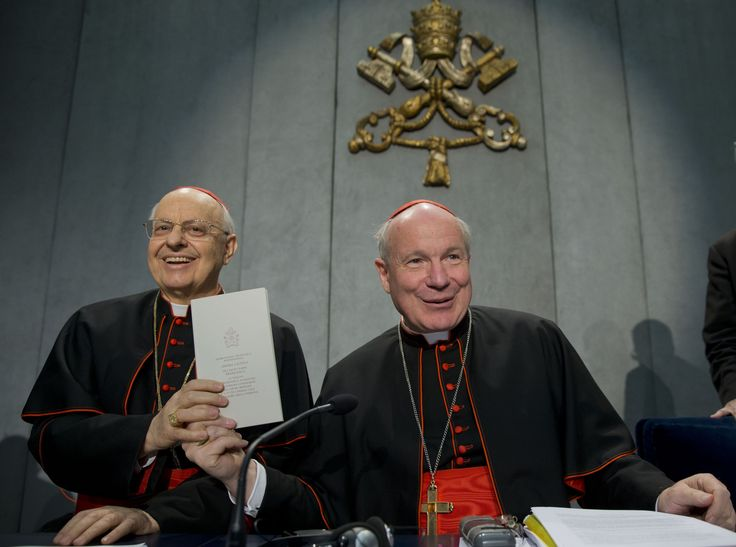 VATICAN CITY (AP) — In a sweeping document on family life that opened a door to divorced and civilly remarried Catholics, Pope Francis insisted Friday that church doctrine cannot be the final word in answering tricky moral questions and that Catholics must be guided by their own informed consciences.