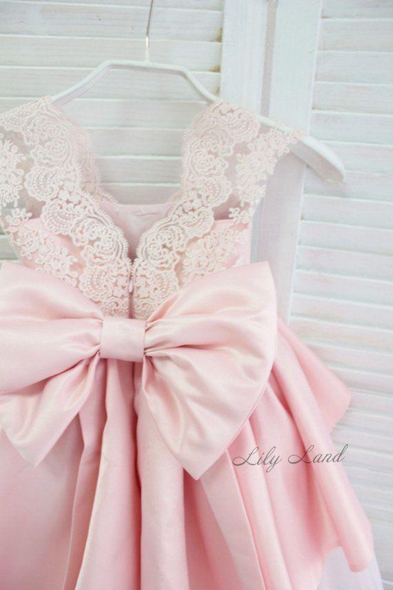 2d01b1a26 Blush Pink Flower Girl Dress size 9 12 18 months Pink Flower Girl Dress  girl Dress tutu dress baby girl dress flower girl dress tulle dress | Baby  girl ...