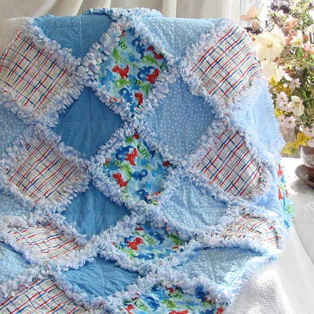Best 25 Baby Rag Quilts Ideas On Pinterest Rag Quilt