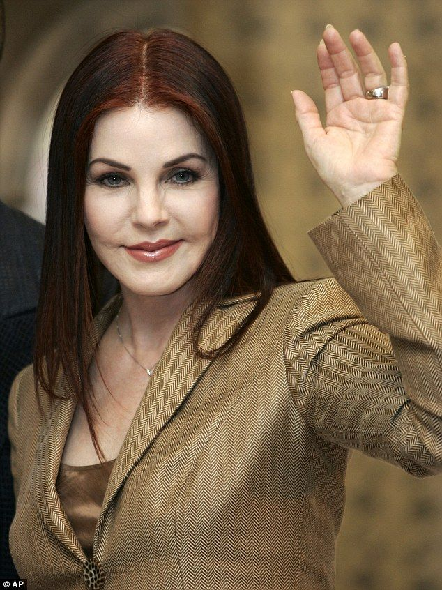 321 Best Quot Lisa Marie Amp Priscilla Presley Quot Images On