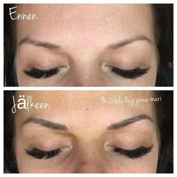 Kulmat �� ensimmäinen käsittely #microblading #eyebrows #semipermanentbrows #kulmapigmentointi #kulmakarvat #muoto #turku http://ameritrustshield.com/ipost/1547864256228245018/?code=BV7HlcRAj4a