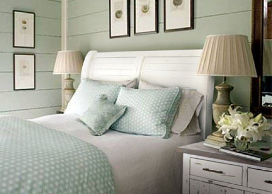 Why choose a bed with a large headboard - Dorset Purbeck Reclaimed Wood King…