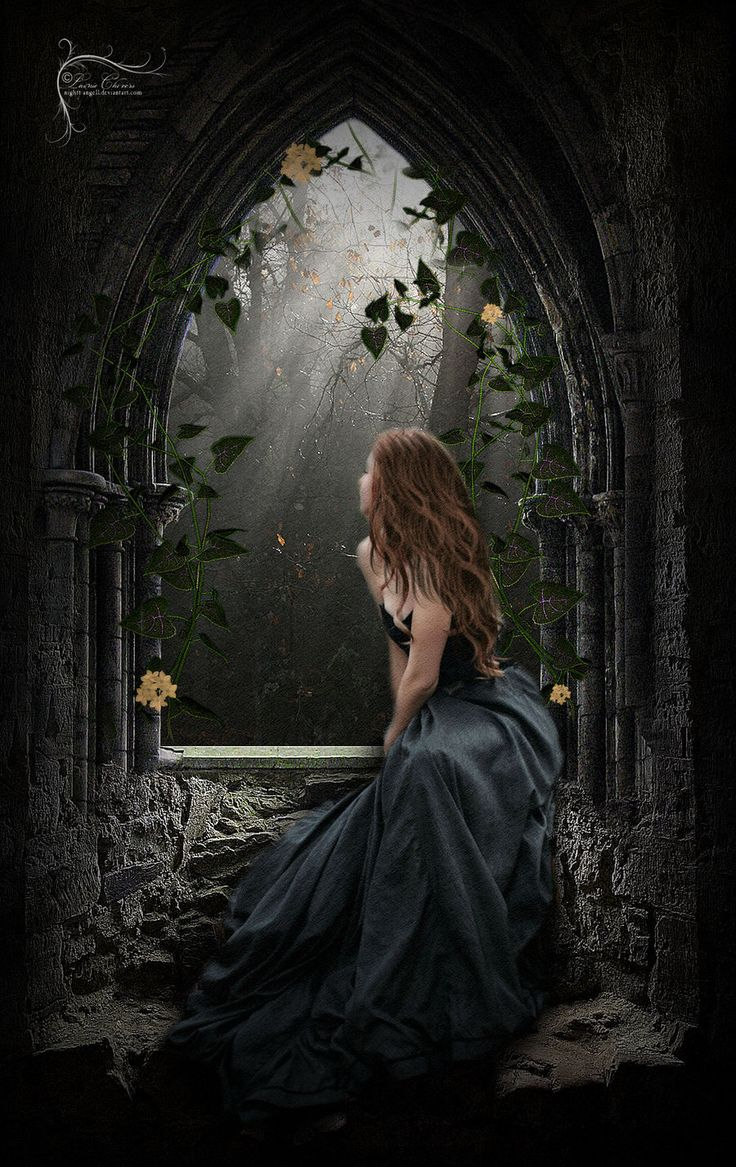 Deep into that darkness peering, long I sat there, dreaming dreams no mortal ever dared to dream before.