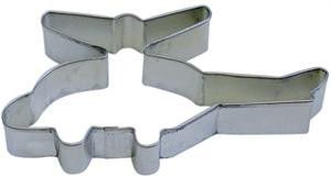 Helicopter Cookie Cutter 5 inches. $2.75, via Etsy.