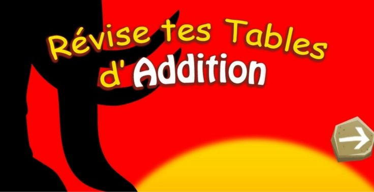 Une app coup de coeur pour apprendre ses additions en faisant la course aux mammouths!  http://app-enfant.fr/application/revise-tes-additions-hachette/
