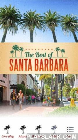Downtown Santa Barbara  Android App - playslack.com , Welcome to the BEST of Santa Barbara Mobile App!This App is updated daily to provide you with the ultimate Santa Barbara experience!- Connect quickly to local transportation- Connect to online maps- Take advantage of exclusive money saving mobile offers- Explore Santa Barbara shops - Explore bars & restaurants - Explore coffee & Tea shops- Explore spas & salons- Explore hotels- Explore wine tasting rooms - Find car and bike…