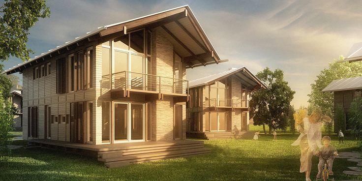 Kailua Lodge -  Hawaiianisches Feriendorf an der Ostsee (Pelzerhaken - direkt am Strand). Super schön ... Eröffnung im April 2014