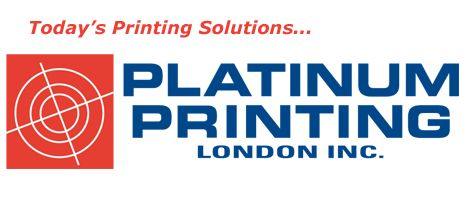 *Featured Business* Platinum Printing has served the London area since 1999. A full service print house, they provide friendly, quality service while maintaining affordability. Platinum printing offers a wide range of solutions for all of your business or personal needs.