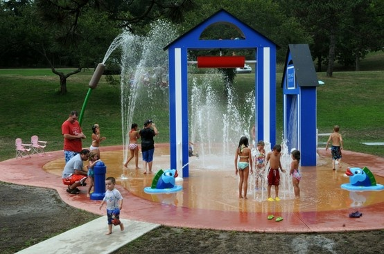 Deer Lakes Park Aquatic Playground Deer Lakes Park