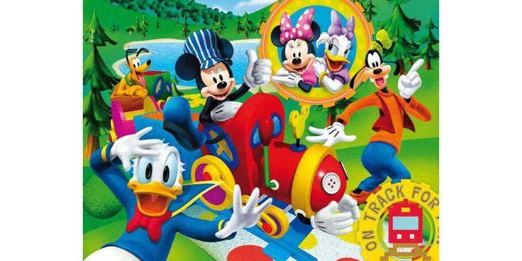 Topolino e i suoi amici http://www.borgione.it/Puzzle/Puzzle-con-30-64-pezzi/Puzzle---topolino-e-i-suoi-amici/ca_20007.html