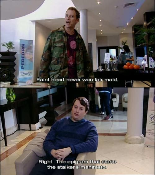 I can't stop pinning Peep Show quotes. It's a show entirely made up of amazing quotes.