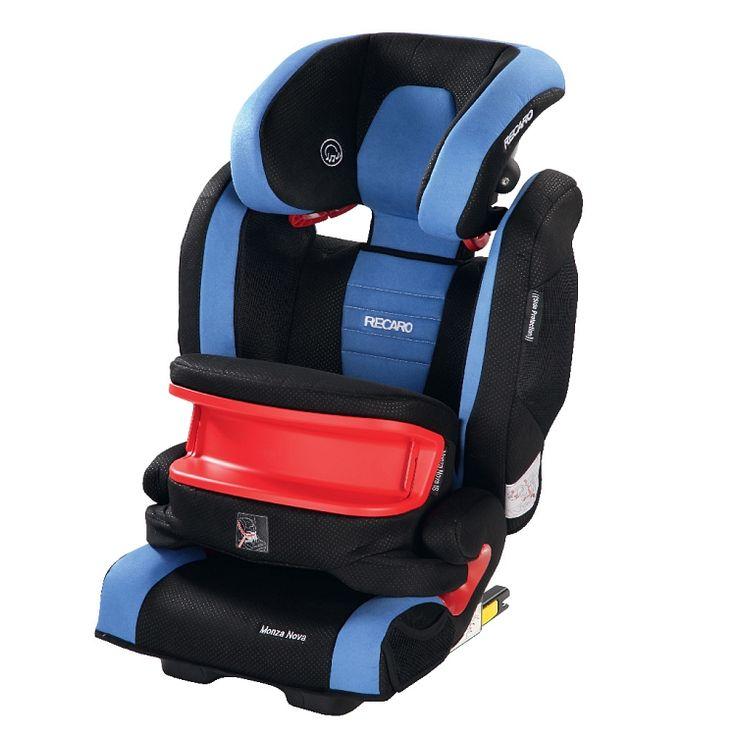 Recaro, Monza Nova IS, fotelik samochodowy, 9-36 kg, niebieski