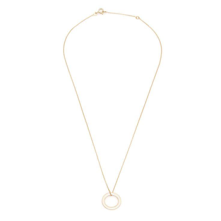 NASZYJNIK | NASZYJNIKI | Ania Kruk | biżuteria - złoto 350.00 zł