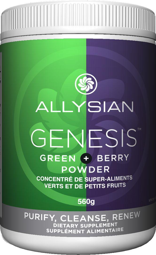 GENESIS - Allysian Sciences - REDEFINE POSSIBLE.™ http://www.allysian.com/genesis.html