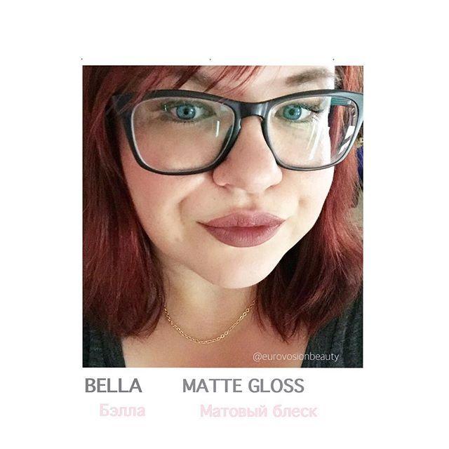"""""""Bella"""" from Limited addition Tuscany Collection! Помада должна обязательно закрепляться блеском. В данном случае использовался матовый блеск. В состав блеска входят витамин Б и ши масло, что способствует увлажнению губ. #бэлла #bella #tuscanycollection #eutovisionbeauty #макияж"""