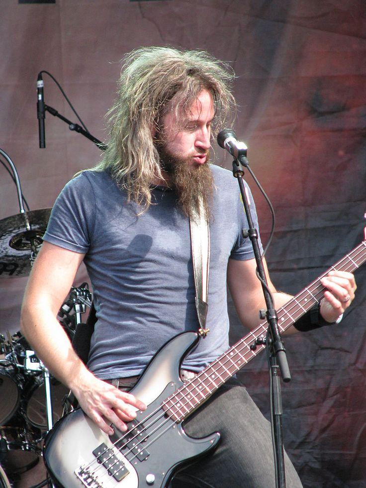 Troy Sanders  Mastodon (band) - ;)