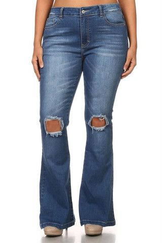 17 Best images about Plus Size High Waisted Jeans on Pinterest ...
