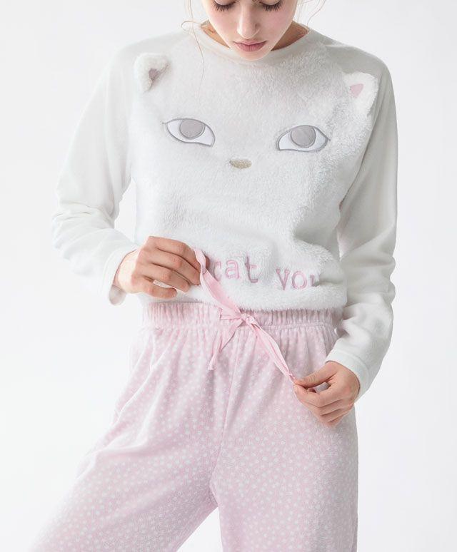 les 25 meilleures id es de la cat gorie pyjama polaire femme sur pinterest pyjama en polaire. Black Bedroom Furniture Sets. Home Design Ideas