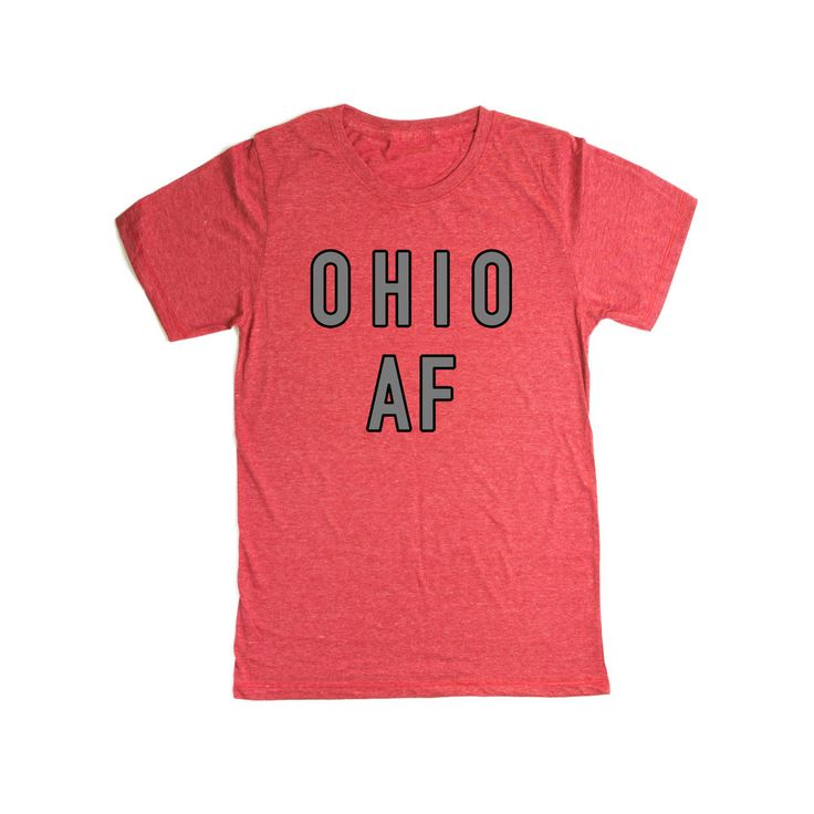 Show your pride for being Ohio AF. (insert hands clapping emoji) OSU Ohio State Football